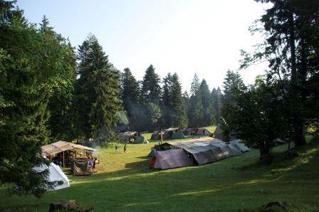 Camp des FLACH 2015
